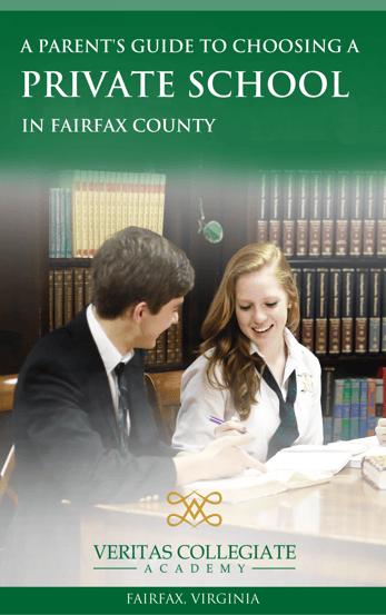 VCA DC Ebook Flat Cover | Veritas Collegiate Academy